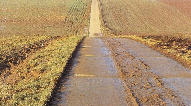 8 – Itinéraire des mutations de l'espace rural