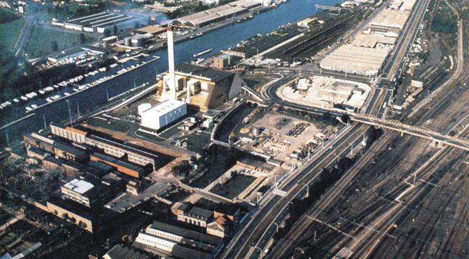 9 – Itinéraire du paysage industriel bruxellois