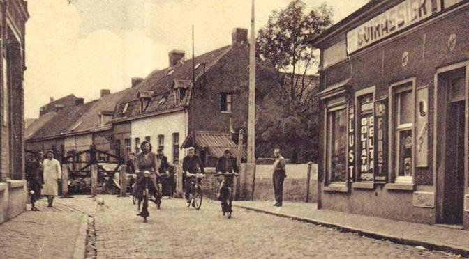 14 – Itinéraire de la frontière franco-belge