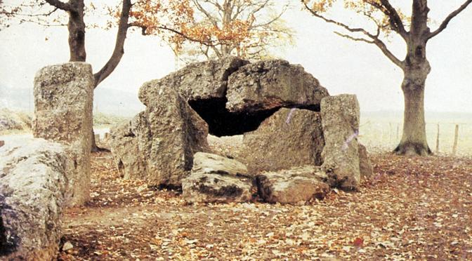 16 – Itinéraire des mégalithes en Wallonie