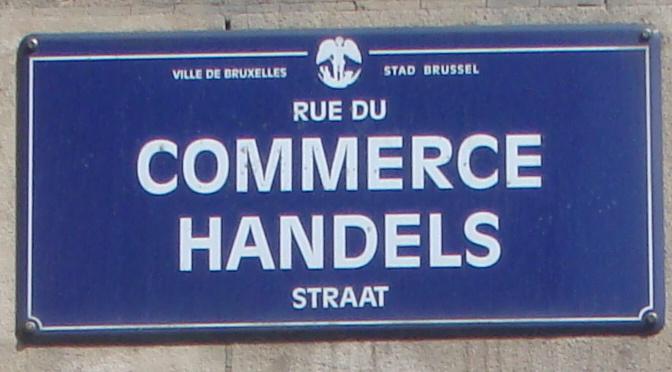 D'Ikea au piétonnier, un transect du commerce Bruxellois
