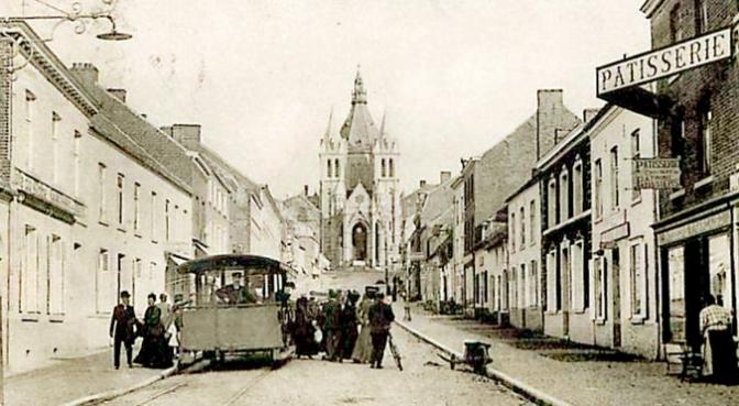 20 – Itinéraire de la pierre et de la bonneterie dans le Hainaut Occidental