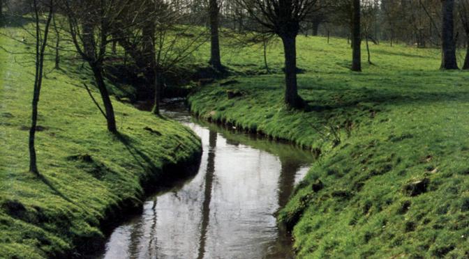 22 – Itinéraire d'une rivière brabançonne