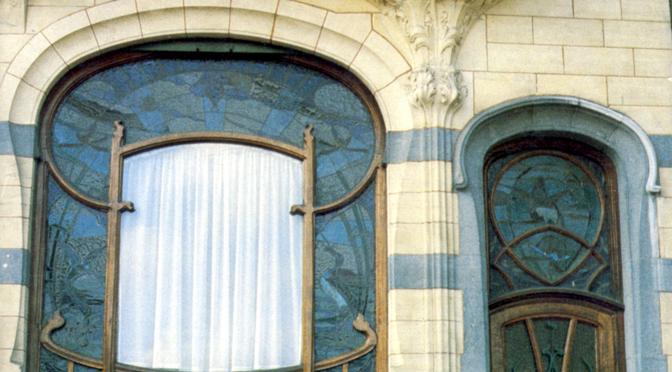 23 – Itinéraire du vitrail à Bruxelles
