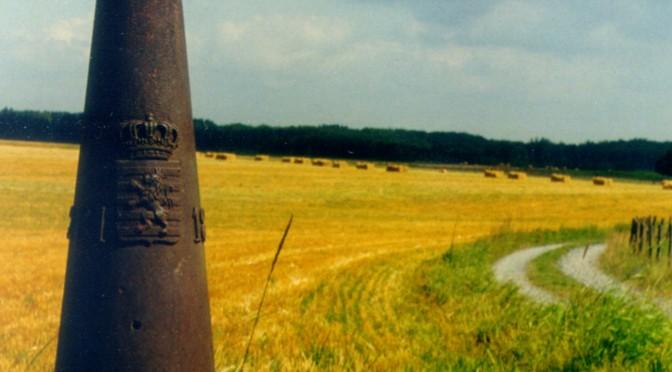 29 – Itinéraire de la frontière belgo-luxembourgeoise