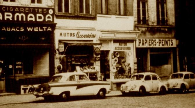 32 – Itinéraire de la rénovation des quartiers anciens à Bruxelles