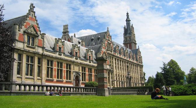 35 – Itinéraire de l'Université Libre de Bruxelles