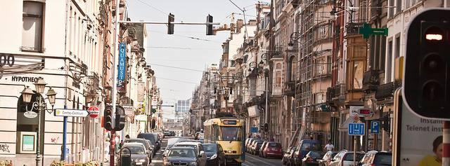 Les enjeux de l'(im-)mobilité dans et autour de Bruxelles, avec Kevin Lebrun et Mathieu Strale