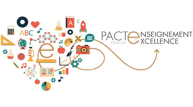 La géographie dans le pacte pour un enseignement d'excellence  par Bernadette Mérenne-Schoumaker