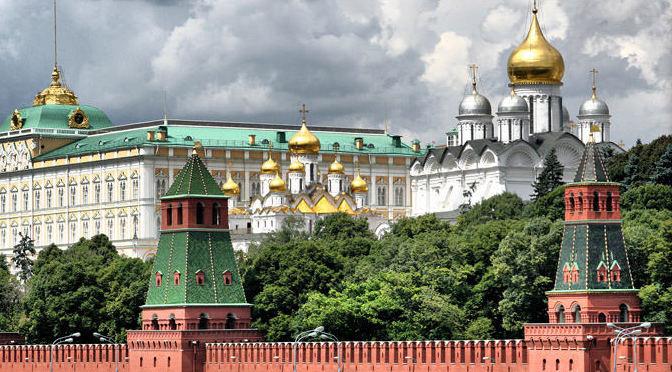 Géopolitique du monde russe avec Vladimir Kolossov