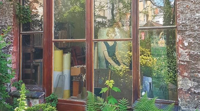 46 – Itinéraires des ateliers d'artistes à Bruxelles