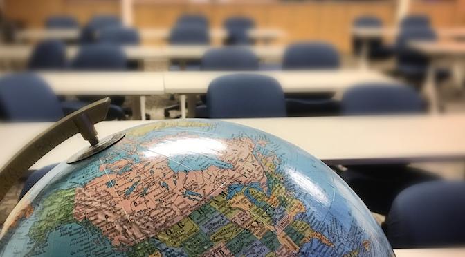 La géographie humaine dans les BA de géographie: la spécificité belge