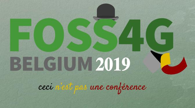 5ème FOSS4G Belgique à Bruxelles – 24 octobre